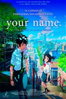 Your name - CICLO ANIME