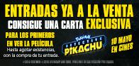 Promoción Pikachu