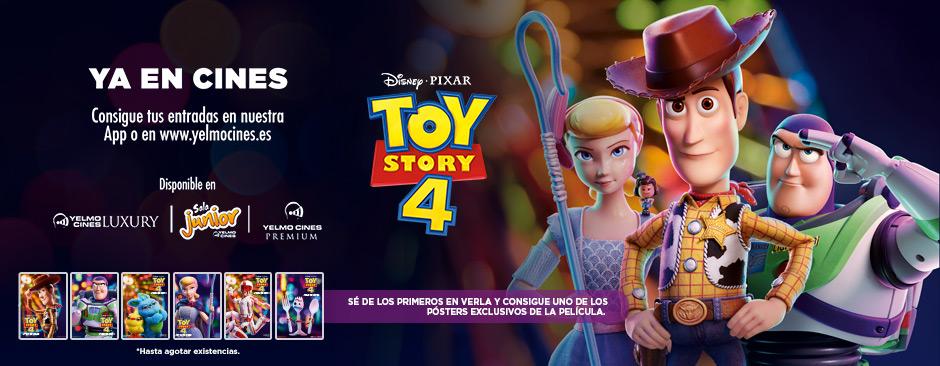 Promoción Toy Story 4