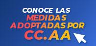 Restricciones por CCAA