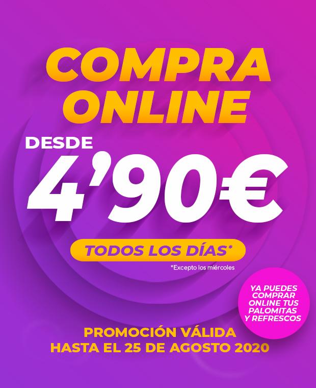 Promoción Online