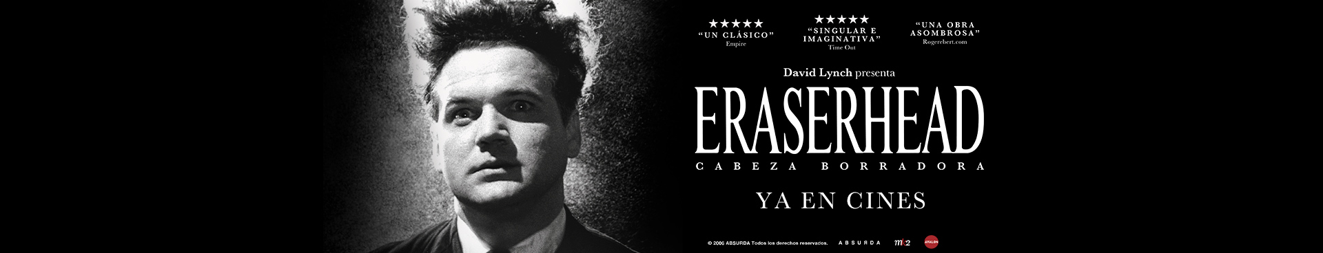 Eraserhead (Cabeza borradora)