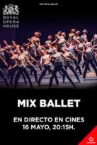 Mix Ballet - BALLET LIVE ROH 18-19