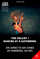 The Cellist/Dances - BALLET LIVE ROH 19-20