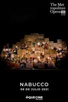NABUCCO - ÓPERA MET ENCORES 2021