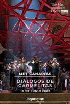 Diálogos de Carmelitas - Grabado MET CAN 21-22