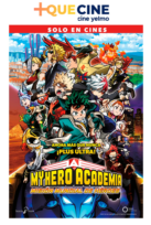 My Hero Academia: Misión Mundial de Héroes