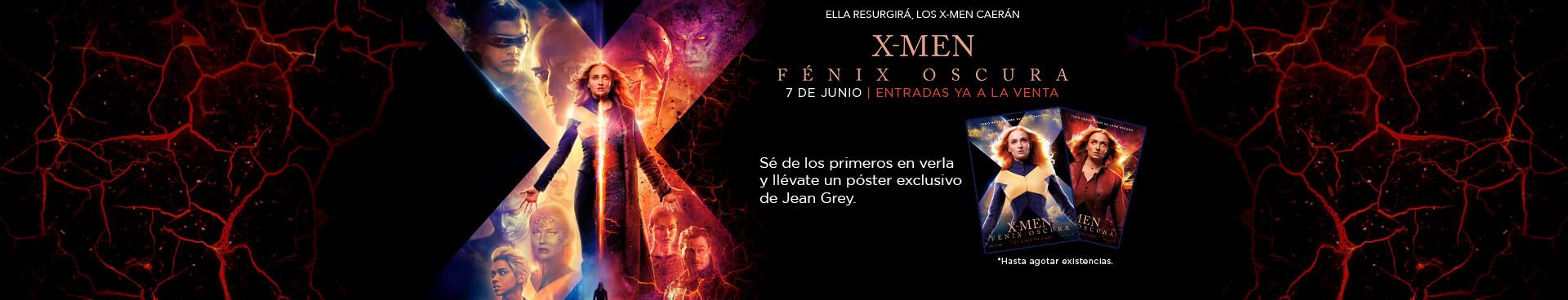 X-MEN- Fénix Oscura