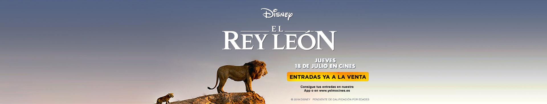 Venta Anticipada El Rey León