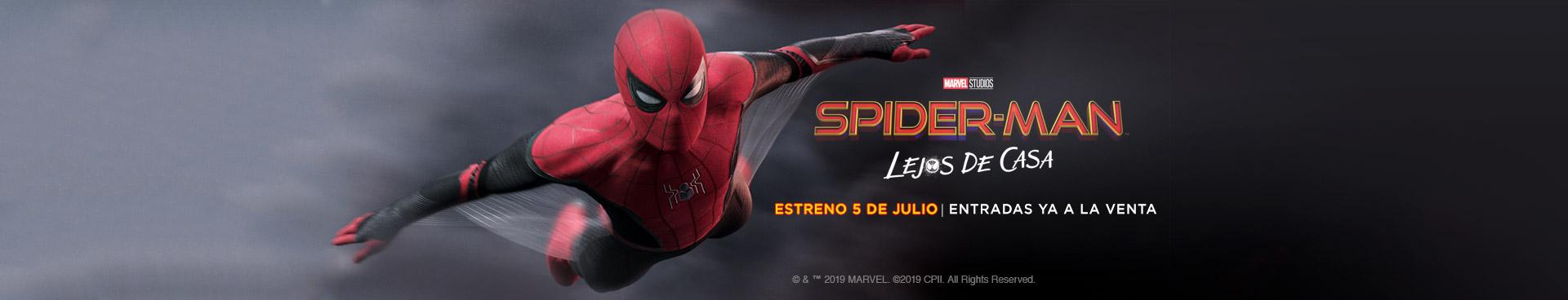 VA Spiderman: lejos de casa