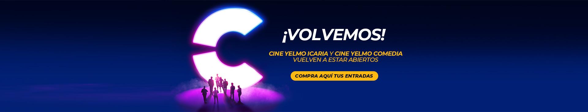 Apertura Cines Barcelona