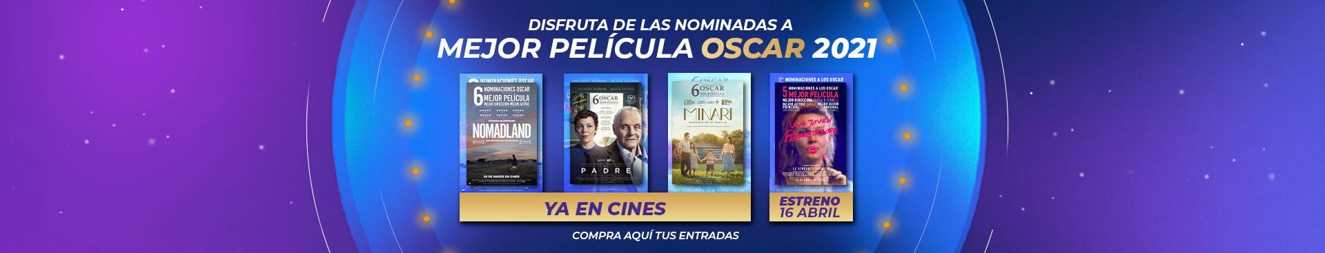 Mejor película al Oscar 2021
