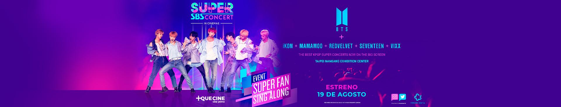 Super Concert in Taipei