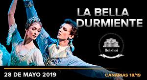 La Bella Durmiente - BALLET BOLSHOI CAN 18-19