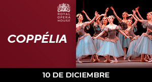 Coppelia - BALLET LIVE ROH 19-20