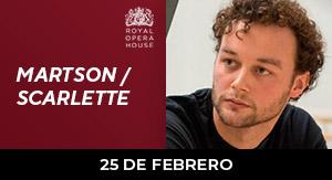 New Ballet Marston/Scarlett-BALLET LIVE ROH 19-20