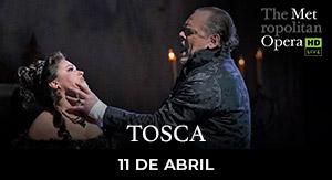 Tosca MET LIVE 19-20