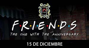 FRIENDS 25TH - III