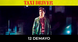 Taxi Driver - CLÁSICOS 2020