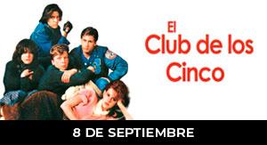 El club de los cinco - CLÁSICOS 2020