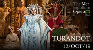 Turandot MET LIVE 19-20