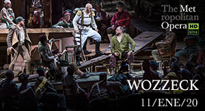 Wozzeck MET LIVE 19-20