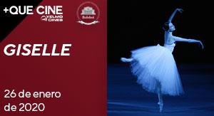 Giselle - BALLET LIVE BOLSHOI 19-20