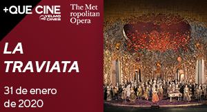 La Traviata - ÓPERA PREG. MET CAN 19-20