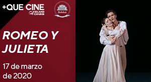 Romeo y Julieta - BALLET BOLSHOI CAN 19-20