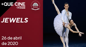 Jewels - BALLET LIVE BOLSHOI 19-20