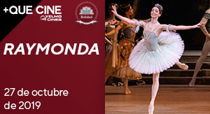 Raymonda - BALLET LIVE BOLSHOI 19-20