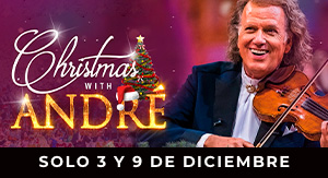 André Rieu. Christmas with André