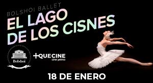 El Lago de los Cisnes-BALLET GRABADO BOLSHOI 21-22