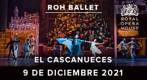 El Cascanueces - BALLET LIVE ROH 21-22