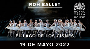El Lago de los Cisnes - BALLET LIVE ROH 21-22