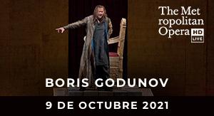 Borís Godunov MET LIVE 21-22