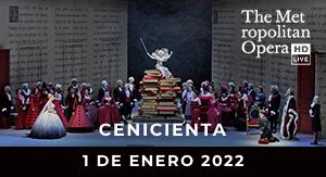 Cenicienta MET LIVE 21-22