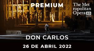 Don Carlos - GRABADO MET 21-22