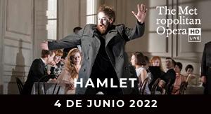 Hamlet MET LIVE 21-22