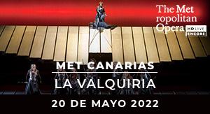 La Valquiria - Grabado MET CAN 21-22