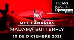 Madama Butterfly - Grabado MET CAN 21-22