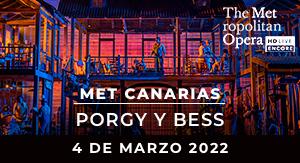 Porgy y Bess - Grabado MET CAN 21-22