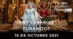 Turandot - Grabado MET CAN 21-22