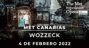 Wozzeck - Grabado MET CAN 21-22