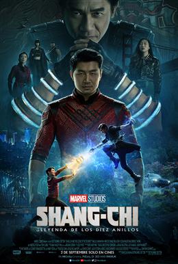 Shang-Chi y la leyenda de los diez...