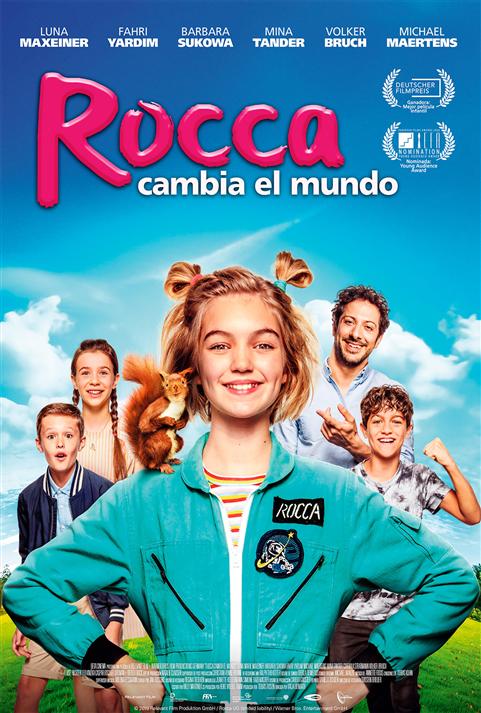 Rocca cambia el mundo